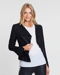 women twiggy black jacket black woven fabrication length textured stretch st239aa57ruk rskgenh