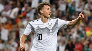 Die uefa fördert, schützt und entwickelt den europäischen. Luca Waldschmidt Wins U21 Euros Golden Boot Dfb Deutscher Fussball Bund E V