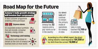 Amway Planning 50 Retail Stores By End 2018 For Greater