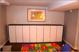 Wall Of Storage Cabinets Wall Mounted Storage Cabinets Garage Home Design Ideas