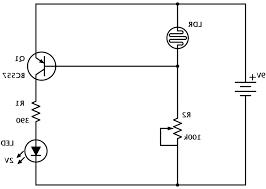 simple circuit drawing basic tail light wiring diagram engine 4 pin trailer wiring diagram at Basic Tail Light Wiring Diagram