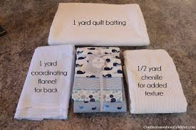 How to Make a Baby Quilt from Receiving Blankets | Confessions of ... & Receiving Blanket Quilt 2 Adamdwight.com