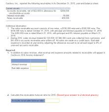 allowance for uncollectible accounts balance sheet accounting archive october 26 2015 chegg com