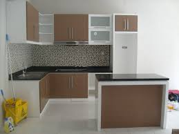 kitchen set minimalis dengan mini bar 0 model carport minimalis holidays oo