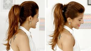 Hair Style With Volume shalini samuel glamrs 8193 by wearticles.com