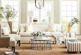 beach style living room coastal style living room with jute area rug beach cottage style living