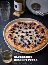 pizza hut dessert pizza. Wonderful Pizza A Recipe For Blueberry Dessert Pizza Throughout Pizza Hut R