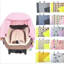 baby blankets ins car seat cover nursing tfeeding canopy ing cart covers infant stroller sleep buggy canopy high chair cover b2829 by