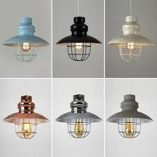 Deckenlampen Kronleuchter Modern Vintage Industrial Black