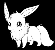 Small Picture Unique Eevee Coloring Pages Book Design For KI 6519 Unknown