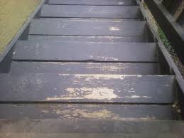 best heavy traffic exterior paint for wood stairs painting diy