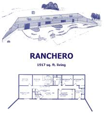 Earth Shelters A Review Of Energy Conservation Properties In Earth Shelter Underground Floor Plans