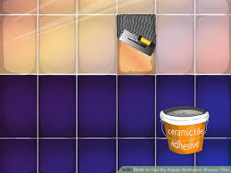 pictures of ceramic tile on bathroom walls. image titled quickly repair bathroom shower tiles step 3 pictures of ceramic tile on walls