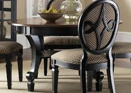 round dining room table and chairs oval back dining chair with arms on round