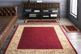 living dark area rug reviews with red rugs fleur de lis room