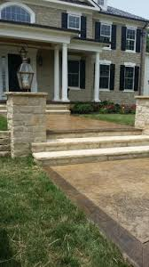 stamped concrete patio with fireplace. Concrete Contractor Specializing In Stamped Patios, Fireplaces, Outdoor Kitchens, Driveways, Sidewalks And More! | Artistic Ohio Patio With Fireplace T