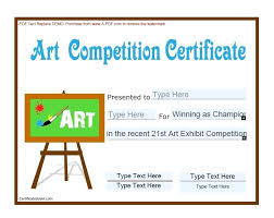 Printable Certificates Science Fair Participant Certificate School ...
