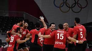 المنتخب المصري لكرة اليد يهزم ألمانيا ويبلغ نصف النهائي في منافسات أولمبياد  طوكيو - الأيام السورية