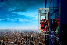 skydeck chicago the ledge