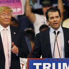 Donald Trump Jr grants radio interview ...