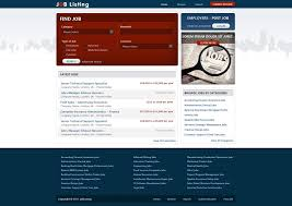 Website Builder Templates Inspiration Free Job Seacrh Template Job Website Templates PHPJabbers