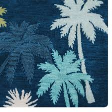 glamorous palm tree area rugs 27