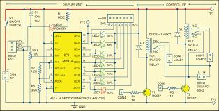 similiar humidity diagram keywords 1 circuit diagram of humidity indicator and controller