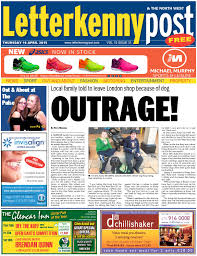16 April 2015 Letterkenny Post By River Media Newspapers Issuu