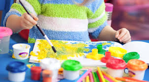 kids painting picture. Delighful Painting Fridays At The Figge Kids Class U2013 Painting To Picture O