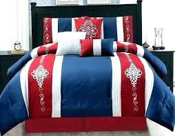 plaid crib bedding red white blue s and baby sheets comforter sets queen red and white comforter sets blue