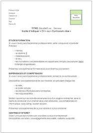 Redaction De Cv Simple Cvs Caremark Careers Abou Info