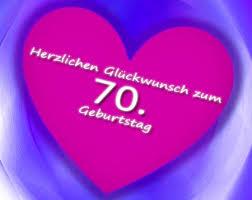 70 Geburtstag Glückwünsche Für Karten