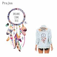 Dream Catcher Shirt Diy New Fashion DreamCatcher Heat Transfers Iron Stickers Iron On 61