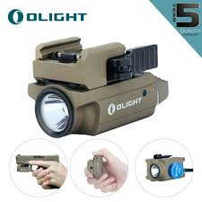Rechargeable Weapon Light Pin On Scopes Optics And Lasers Hunting Sporting Goods