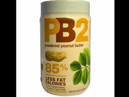 pb2 powdered peanut er original