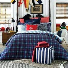duvet cover plaid twin comforter set covers tommy hilfiger mission paisley king
