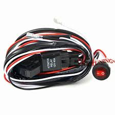 wiring harness for cree led light bar wiring diagram and hernes 40 off road atv jeep wrangler led light bar wiring harness