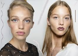 spring summer 2019 makeup trends