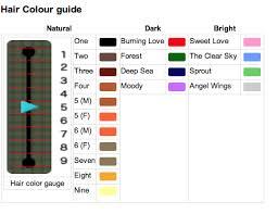 Animal Crossing Hair Chart Hair Style Animal Crossing New Leaf Guide