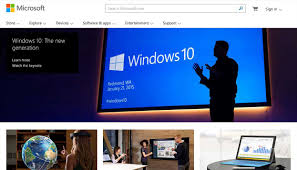 Micro Soft Home Page Reining In Global Web Application Security Risk At Microsoft