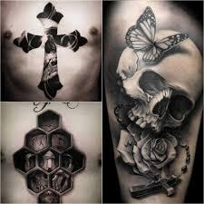 тату крест на шее тату крест на руке его значение татуировка