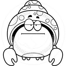 Small Picture Hermit Crab Coloring Page Clipart Panda Free Clipart Images