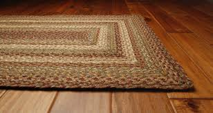 harvest braided rug by green world homee