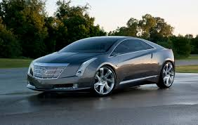 Spotted: Cadillac ELR!