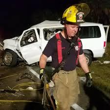 Lehigh Acres Fl Firefighters Save Colleague Cardiac Arrest Collapse