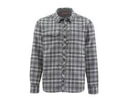 Simms Shirt Size Chart Guide Flannel Shirt