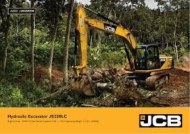 Js220lc Front Cover Manualzz Com