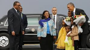 Image result for images of obama's trip to kenya 2015