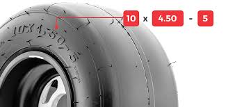 Tire Chart Meaning How To Read Go Kart Tire Sizes Gokartguide