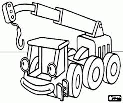 Small Picture Bob the Builder coloring pages printable games